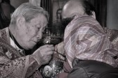 The oldest Chinese priest dies