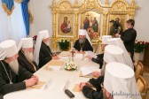 Session of the Ukrainian Orthodox Church's Holy Synod takes place in Kiev