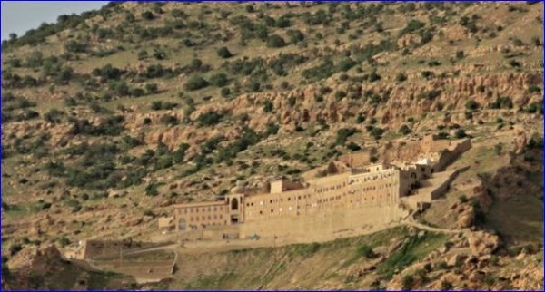 ISIS threatens ancient monastery filled with Christians
