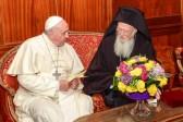 Ecumenical Patriarch Bartholomew's Response to Pope Francis' Climate Encyclical
