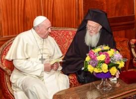 Ecumenical Patriarch Bartholomew's Response to Pope…