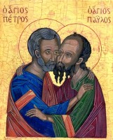 Saints Peter & Paul: Examples of…