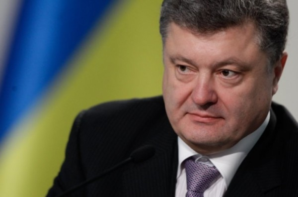 Ukrainian president calls for single national Orthodox church