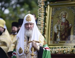 Patriarch Kirill: St. Vladimir's Choice Changed…