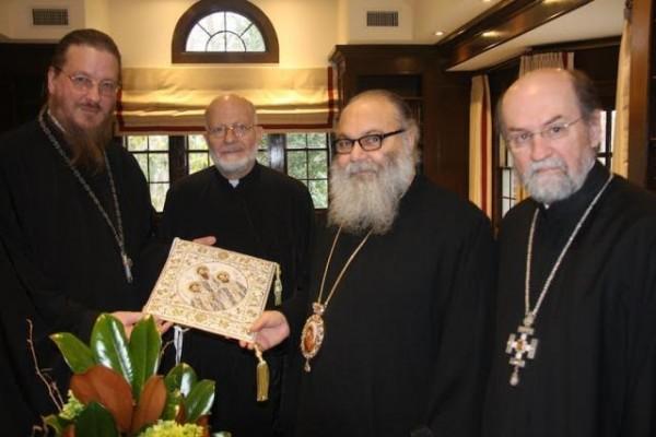St. Vladimir's Seminary to Confer Honorary Degree on Patriarch John X