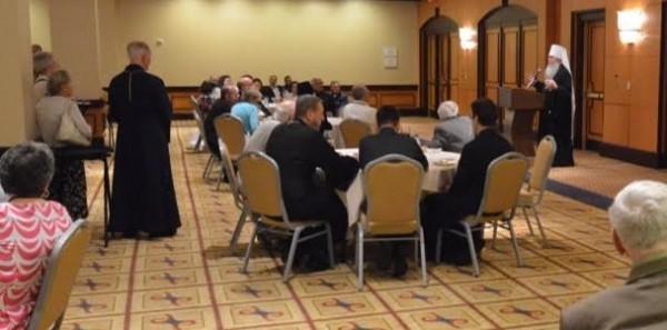Metropolitan Tikhon addresses OCA Stewards