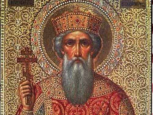 The 1000th anniversary of the repose of the baptizer of Rus will be celebrated throughout Australia