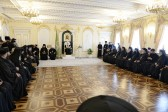 Patriarch Kirill meets with delegations of local Orthodox Churches