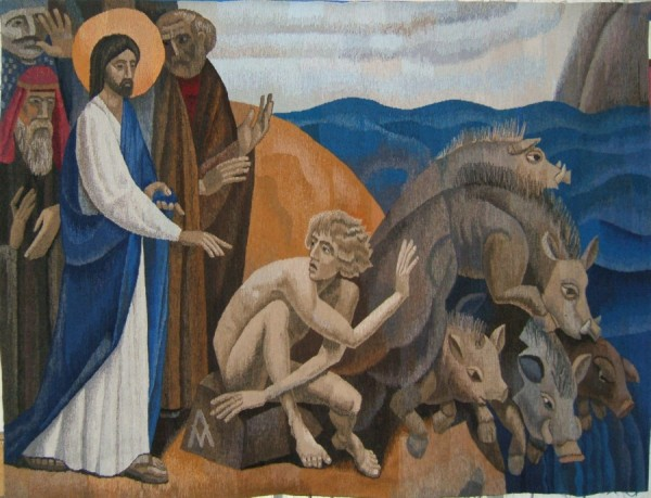 Choosing to Be Free of the Demons: On the 5th Sunday after Pentecost