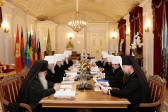 Holy Synod of the Russian Orthodox Church completes its regular session