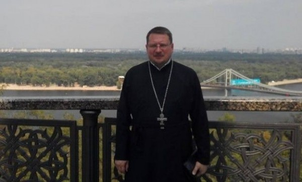 Moscow Patriarchate priest badly wounded in Kiev