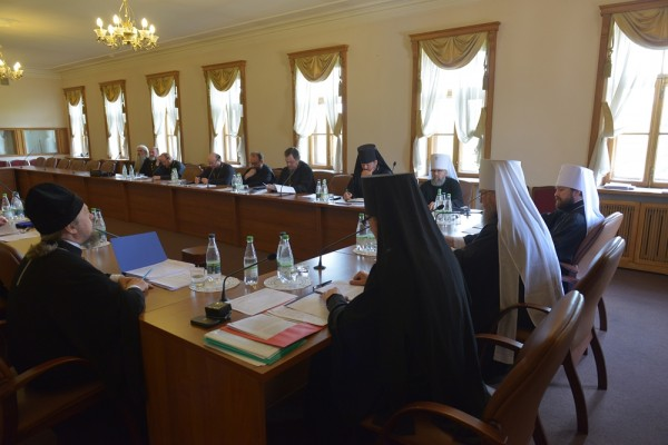 Inter-Council Presence Commission meets to discuss the Russian Orthodox Church's attitude to non-Orthodoxy and other faiths