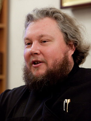Archpriest Alexander Ageykin. Photo by Yulia Makoveychuk