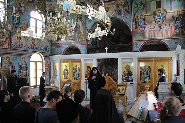 Orthodox music conference concludes with record attendance and celebratory concert