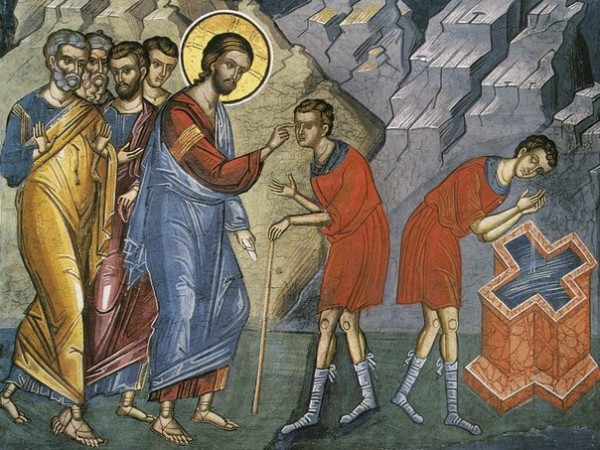 We Have to Be Ready to Accept God's Healing: On the Seventh Sunday After Pentecost