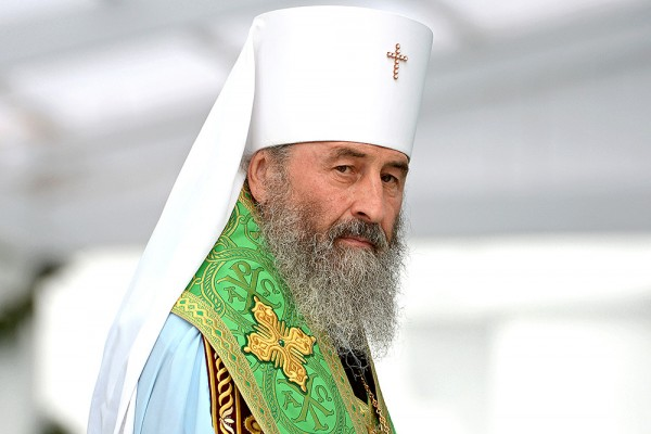 Metropolitan Onuphry: The Blame  for the War That is Going On Is Attributable Not to God, but to Man