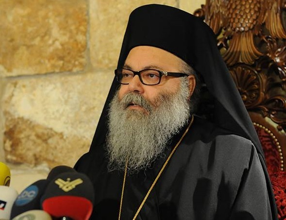 Patriarch John X to Speak about Christians in Middle East