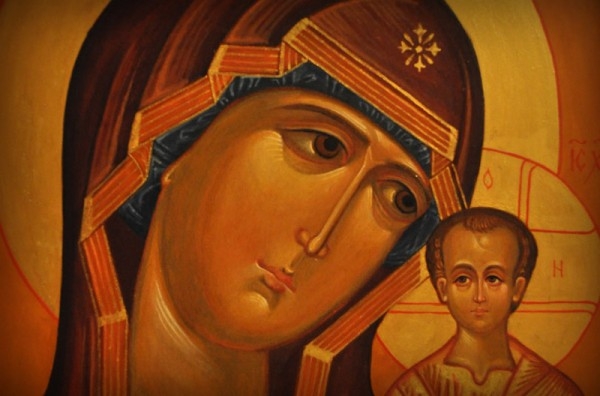 Our Fervent Intercessor: On the Kazan Icon