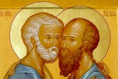 Sts. Peter and Paul: Two Distinct Worlds Intertwined