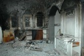 A couple in Syria's Homs got married in a church turned to rubble