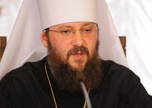 The Ukrainian Orthodox Church asks Constantinople not to interfere in church affairs in Ukraine