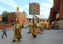 How Holy Russia Celebrated the Anniversary of Its Baptizer