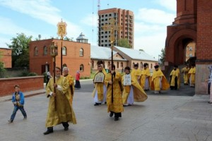 How Holy Russia Celebrated the Anniversary…