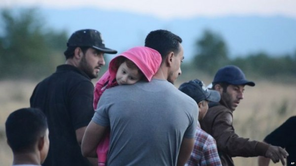 Migrants crisis: Slovakia 'will only accept Christians'