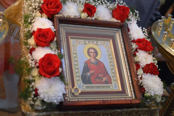 Gosford's St Panteleimon Church Celebrates the Feast Day of its Heavenly Protector