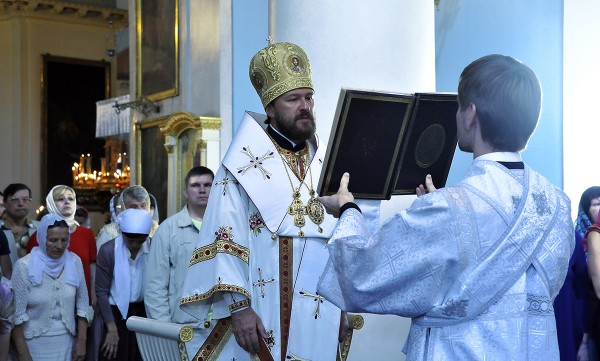 Metropolitan Hilarion: Every human being has an opportunity to follow Christ