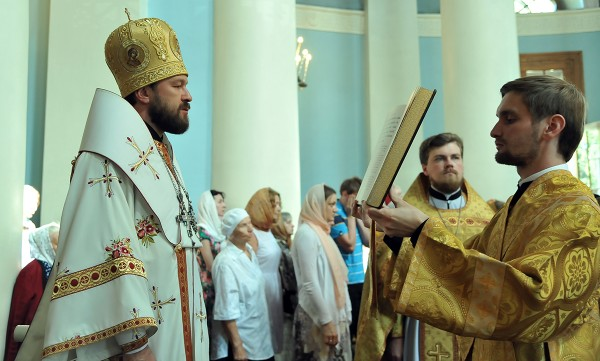 Metropolitan Hilarion: In our every step we should be guided by the will of God