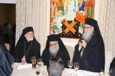 His Eminence Metropolitan Joseph Hosts Dinner in Honor of His Beatitude Patriarch John X
