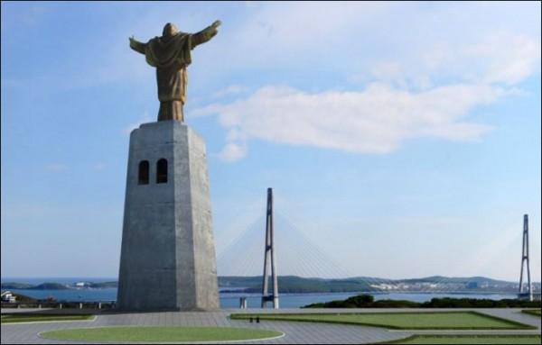 Vladivostok 'to get tallest statue of Jesus Christ in the world'