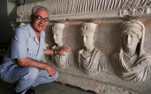ISIS slaughters former director of antiquities…