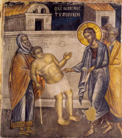 On the Healing of the Possessed…