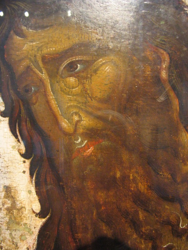 The Ascetic Struggle of Self-Denial: On the Beheading of John the Forerunner