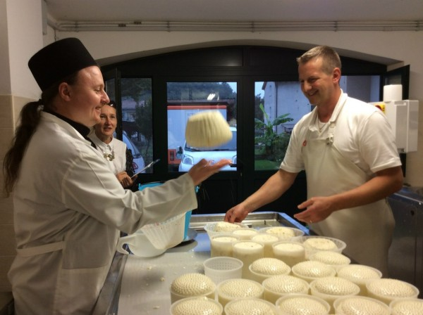 Valaam Monastery to patent their cheese brand