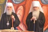 Metropolitan Tikhon welcomes Serbian Patriarch Irinej