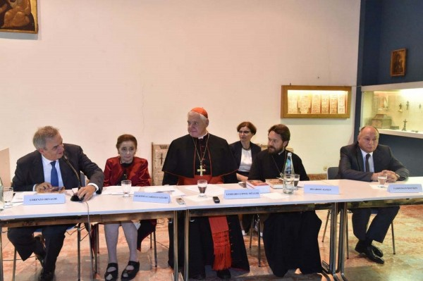 """Presentation of Italian edition of His Holiness Patriarch Kirill's book """"A Pastor's Word"""" takes place in Vatican"""