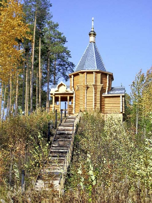 The Church of St. Theodore of Tobolsk