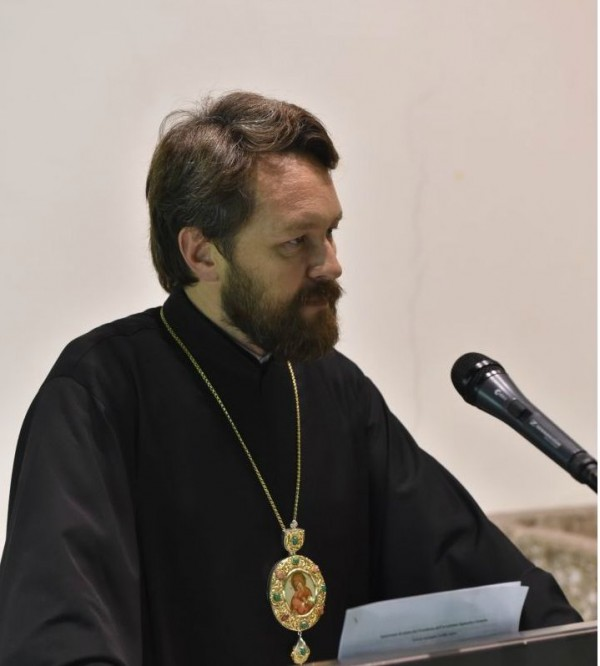 Over 80 countries have experienced manifestations of terrorism disguised as religion – Metropolitan Hilarion