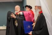 St. Vladimir's Seminary Awards Honorary Doctorates to Metropolitan Joseph and Metropolitan Tikhon