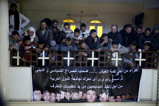 Church to be built in Egypt in honour of Christians killed by ISIS