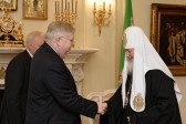 Patriarch Kirill believes in improvement of Russian-U.S. relations