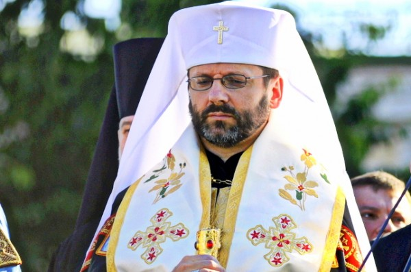 Russian Church accuses Ukrainian Greek-Catholic leader of Ukrainian of Russophobia and hostility to Orthodoxy
