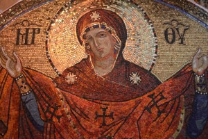 No Orthodox Christian is Without Theotokos'…