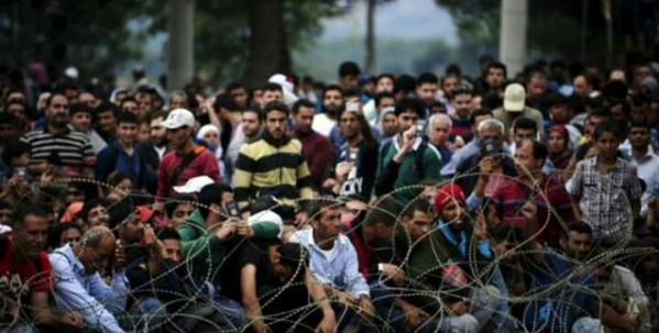 An Eyewitness Account of Refugees in Europe