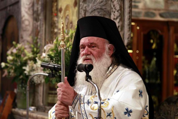 Archbishop Ieronymos Claims Europe Is Against Greek Orthodoxy