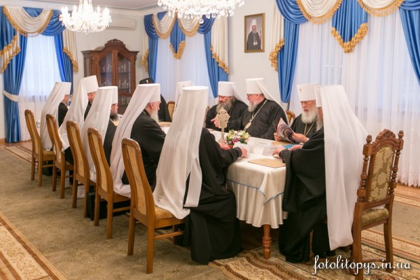 The Ukrainian Orthodox Church urges to stop discrimination of Orthodox believers in the country