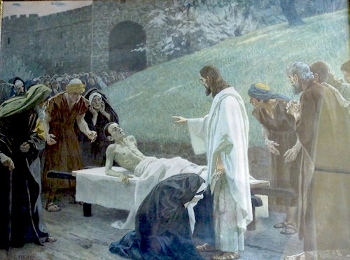 Christ's Compassion and Integrity: On the Raising of the Son of the Widow of Nain